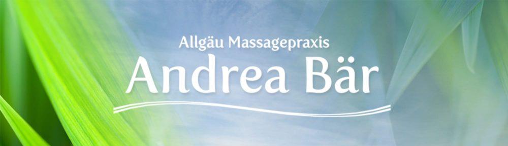Massagepraxis - Andrea Bär